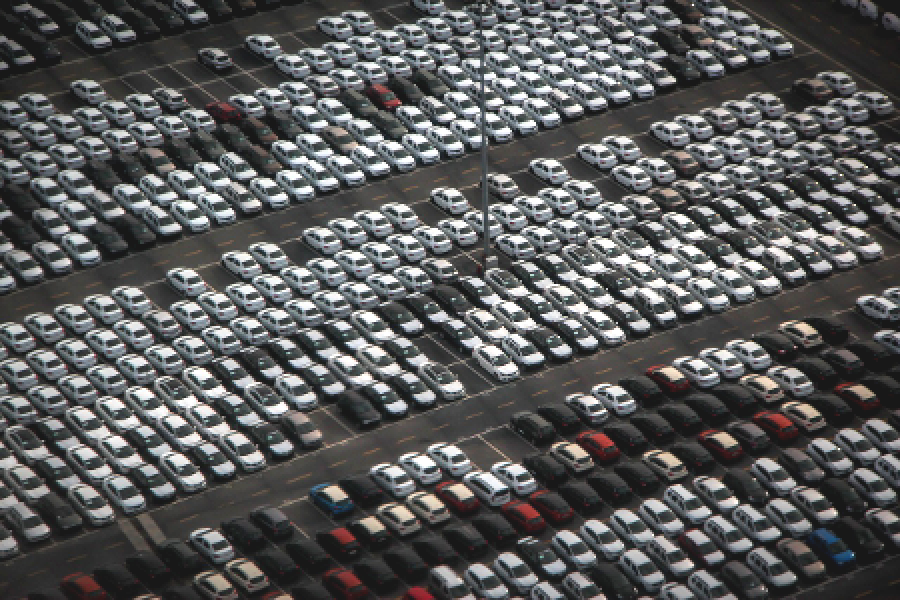 Passenger car registrations in the EU: +9.1% in April, +8.5% over four months