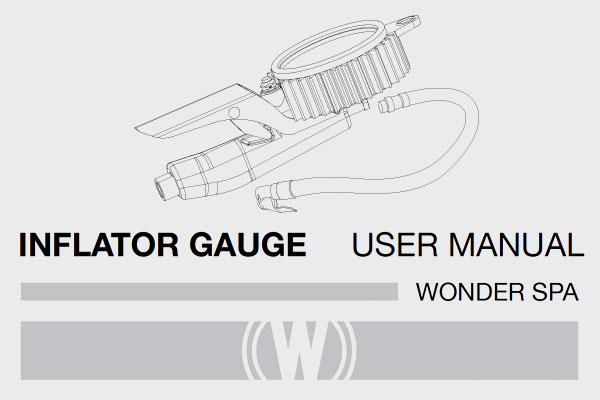 Inflator Gauge User Manual