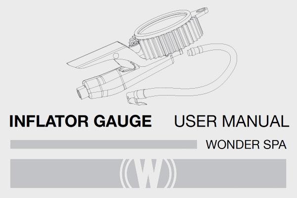 Inflator Gauge User Manual