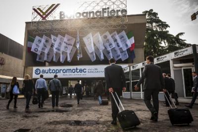 Wonder a AUTOPROMOTEC 2015 - Bologna, 20-24 maggio