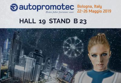 Wonder @ Autopromotec 2019 - Bologna (IT)
