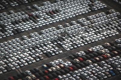 Mercato europeo dell'auto: +9,1% in aprile, +8,5% nei primi quattro mesi